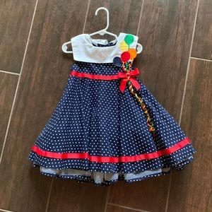 Beautiful toddlers dress 18 months